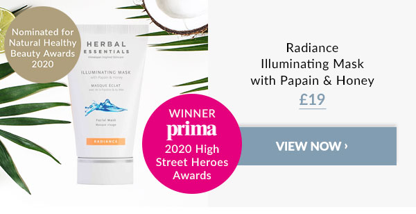 Radiance Illuminating Mask with Papain & Honey £19 - View now