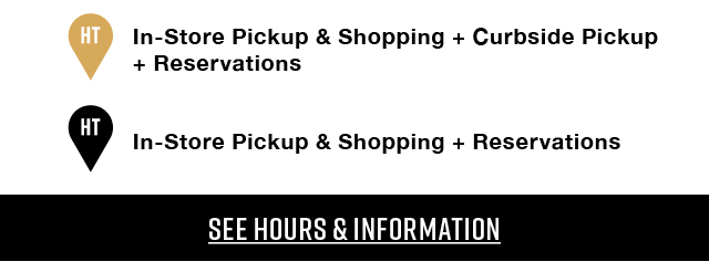 Stores open near you for in-store shopping and curbside pick-up. See hours and information.