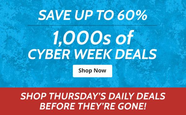 Shop Thursdays Deals