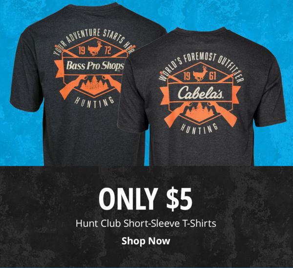 Hunt Club T-Shirts